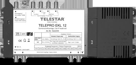 TELEPRO EKL 12